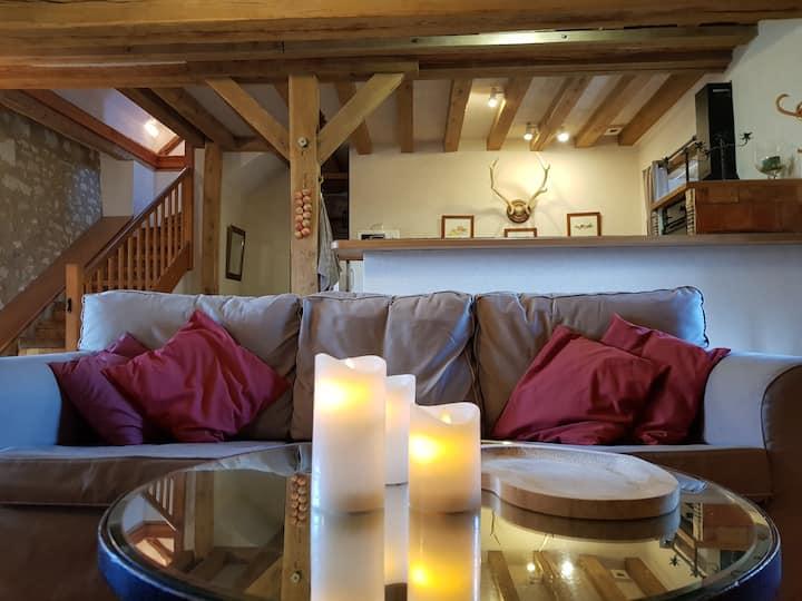 """Cottage """"Le Pressoir"""" **** 10pers"""