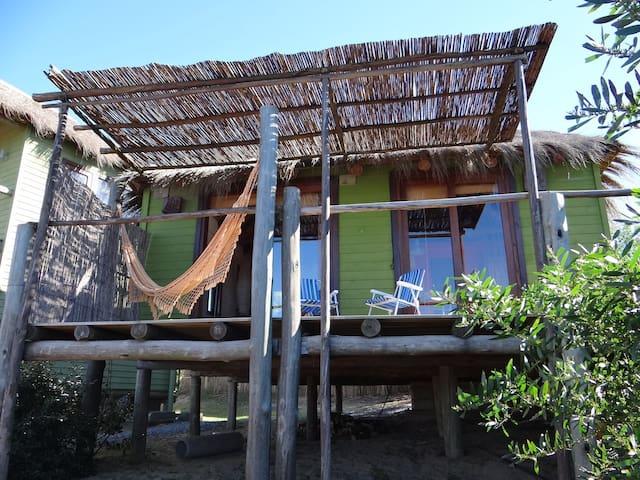 MARACATÚ - the middle cabin, open style loft, nice and spacious.