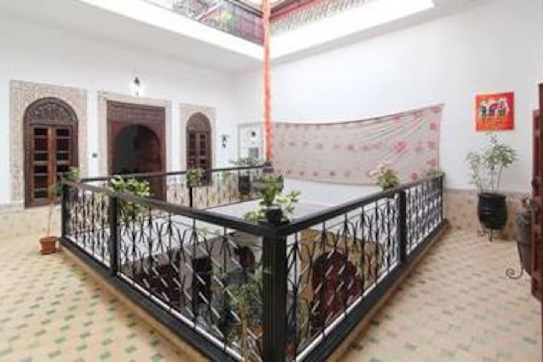 Riad Dar Khadouj chambre touareg