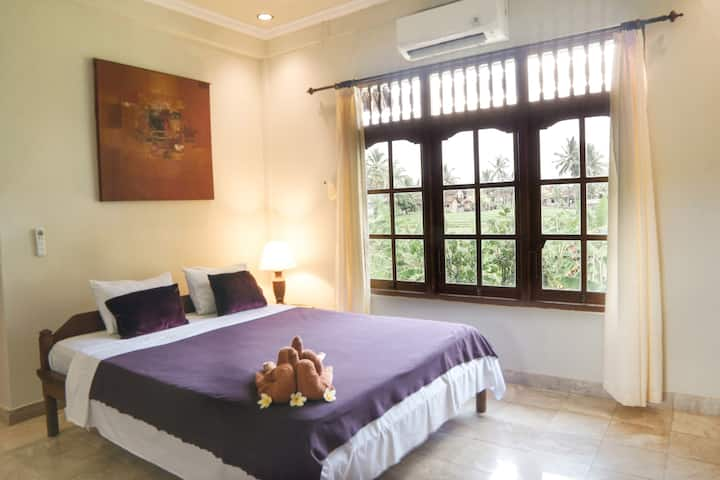Nirwa Ubud Homestay (Double bed rooms)