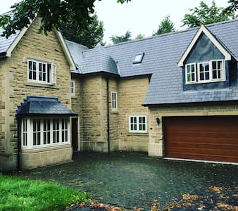 Beautiful luxurious 5 bed detached - Mansfield