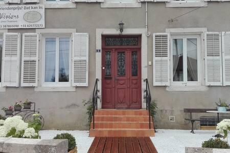 Blauwe kamer - Chambre Bleu - Viviers ( Delme) - House - 1