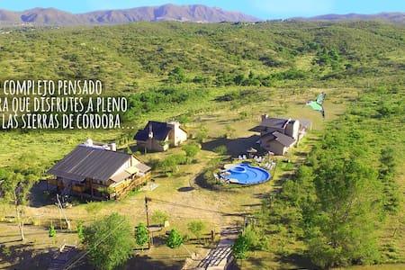 Complejo San Pio - Un Complejo pensado para vos - Villa Carlos Paz - Andere