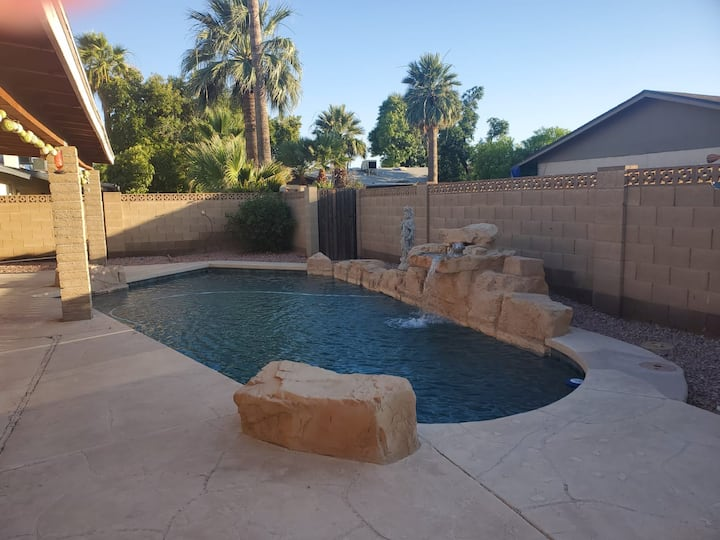 Tranquil Tempe House