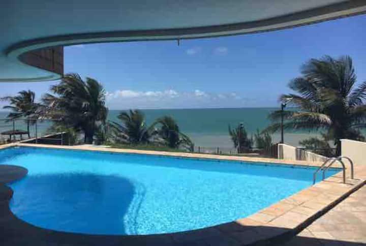 Flat Beira Mar Ponta Negra Temporada