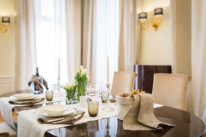 Classic Apartment - Wien - House