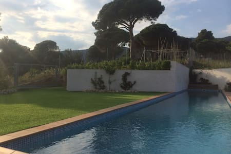 LUXURY HOME:  BEACH AND NATURE - Sant Cebrià de Vallalta