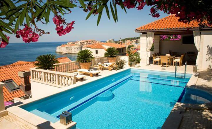 A Luxury Villa Ana in Dubrovnik