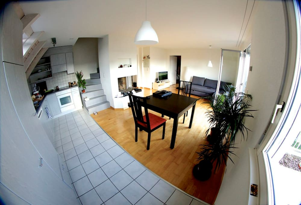 Sunny Room In A Duplex Apartment Lofts For Rent In