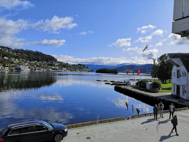 Rent a room in an appartment, in Hardanger.