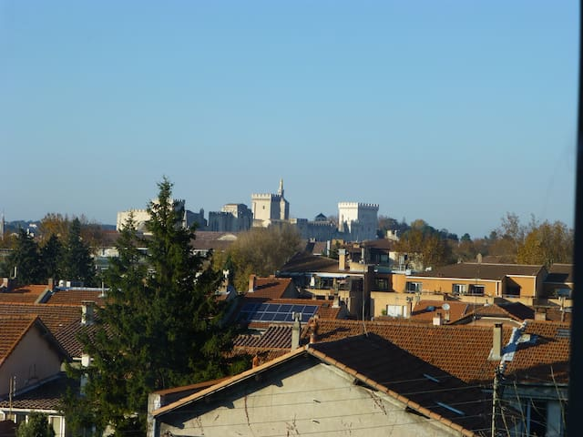 Grand appartement proche remparts - Avignon - Daire