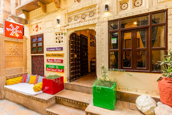 Standard Private Room in Jaisalmer