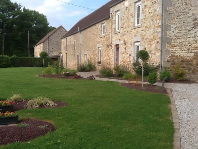 Maison de campagne proche foret - Le Cercueil - Dům