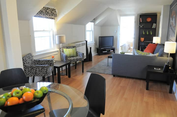 1BD City Park Carriage House