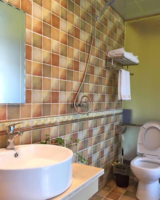 卫生间 淋浴间