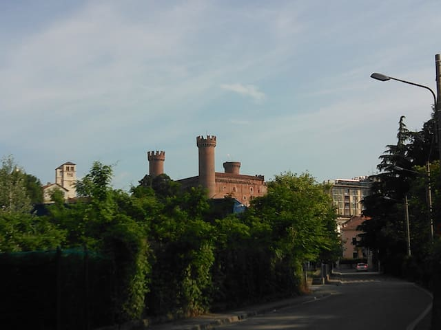 Ivrea - The castle
