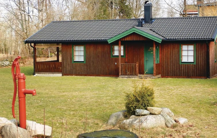 Holiday cottage with 2 bedrooms on 63m² in Hindås