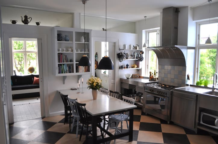 Nice apartment in Hellerup  - Hellerup - Flat