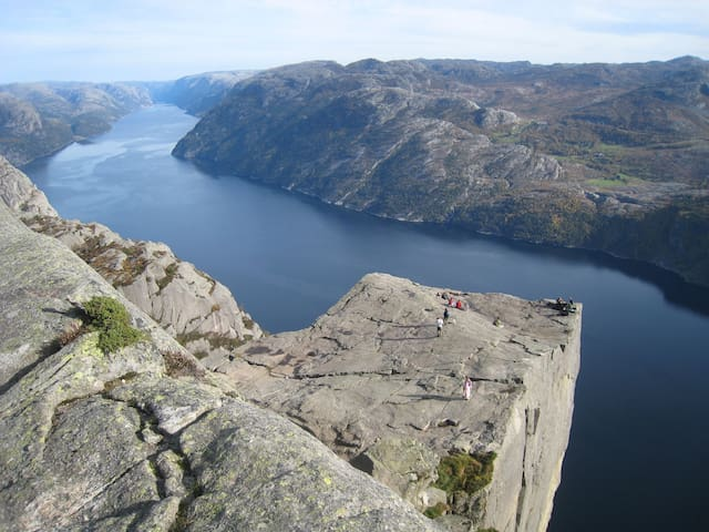 Rooms near to the Pulpit Rock/ Preikestolen - Jørpeland