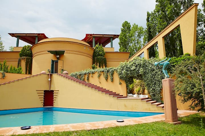 AMAZING VILLA. EMPORDÀ-COSTA BRAVA - La Pera - Villa