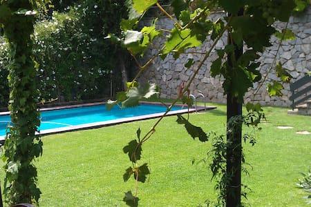 Apartamento jardín privado piscina - St Cugat del Vallès