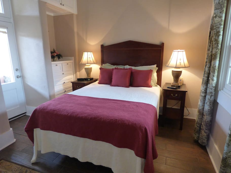 The Carriage House Bedroom