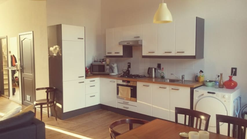 Completely furnished apartment - Antwerpen - Flat