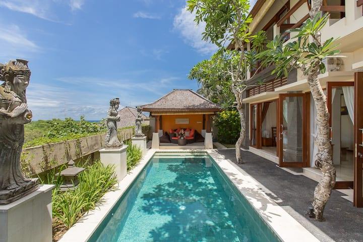 Hot Rate Bali 5 Minute Beach Villa 1 BR #couple