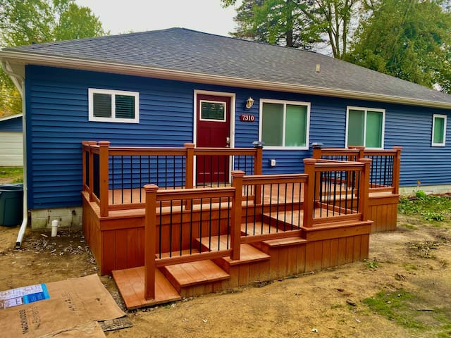 Fully Renovated Lake Access Home (must see)