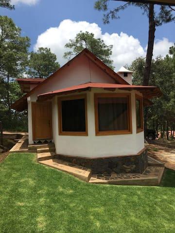 Cabaña en LaToscana Fraccionamiento - Mazamitla - Huis