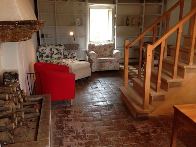 Appartamento nel borgo medievale - Campiglia Marittima - บ้าน