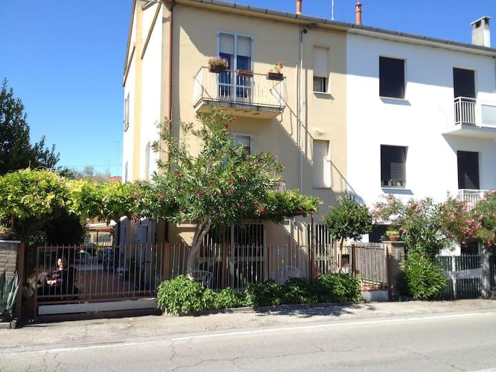 WiFi, Vintage apartment in Ravenna