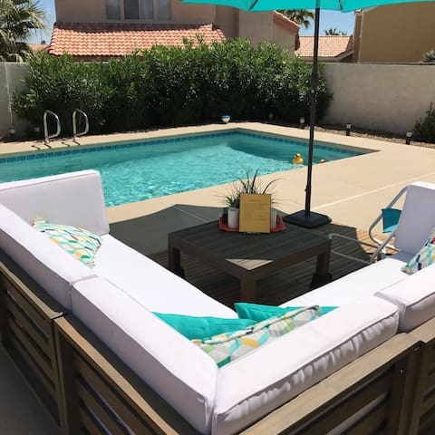 Luxury two bedroom home with pool - Las Vegas - House