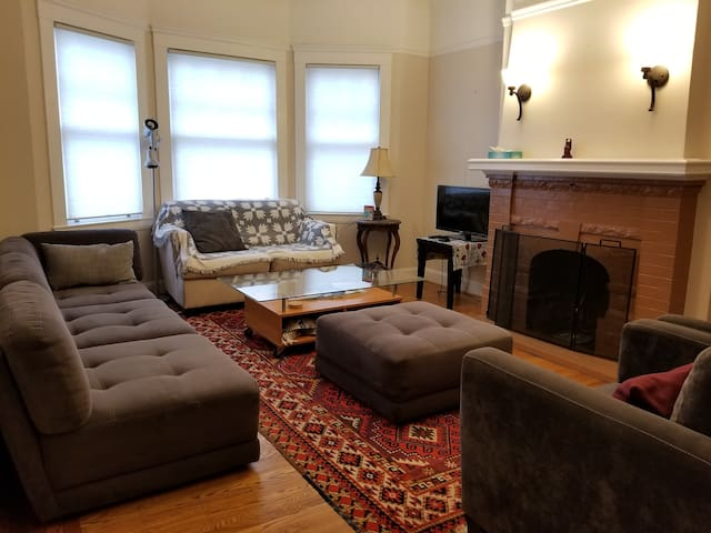 Quiet, Spacious, Sunny Home-Share in Mission Dist