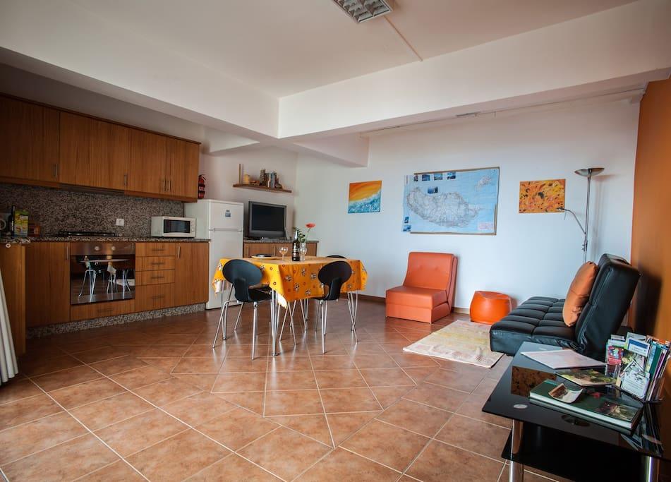 kitchenette /Sala