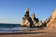 Praia da Ursa 40min walk