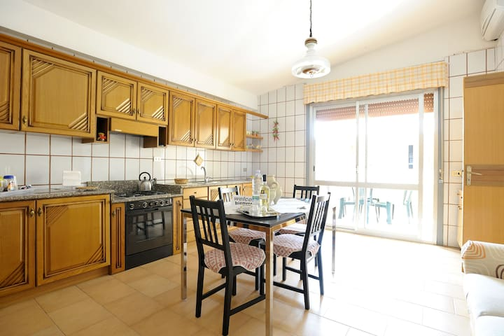 FURNISHED apartment (5-7 people) - Agrigent - Pis