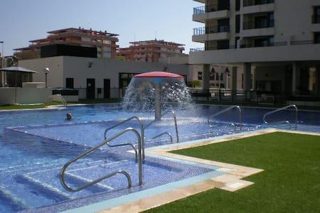 Precioso apartamento playa Valencia - Alboraya