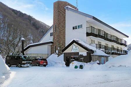 Tenjin Lodge Minakami - Minakami, Tone District - Bed & Breakfast