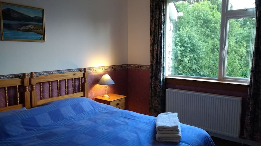 Double/twin rooms Bed & Breakfast in Fort William
