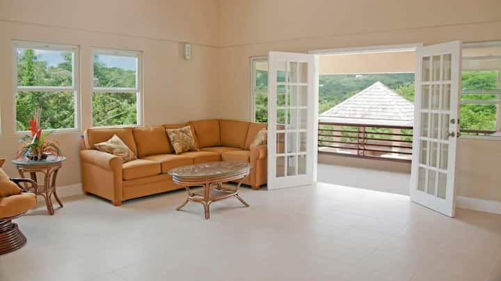 Oceanview Villa - Westerhall Point