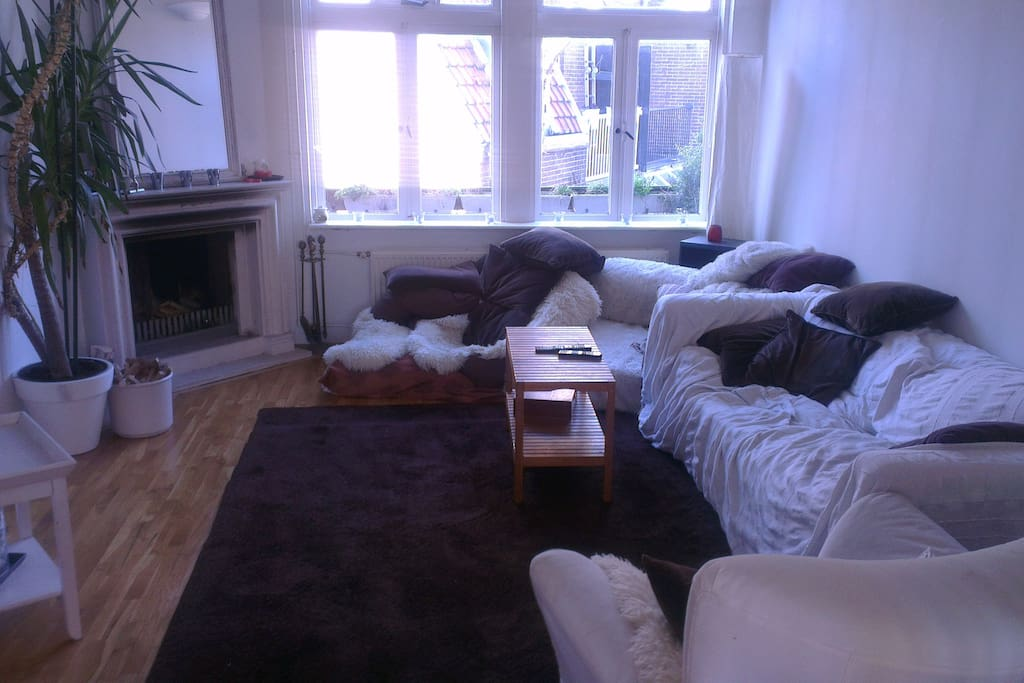 Lounge in the living