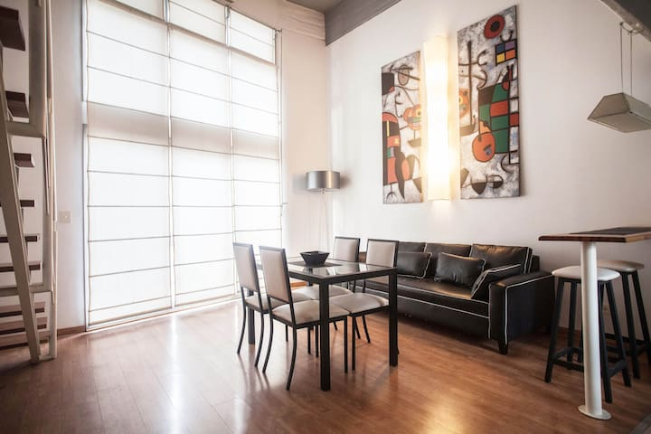 ¡¡Great Loft in Palermo Hollywood!! - Buenos Aires - Loft