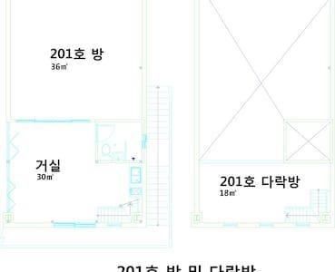 201호 일영펜션 10명이상 단체용전원펜션 01071688292 - Jangheung-myeon, Yangju-si
