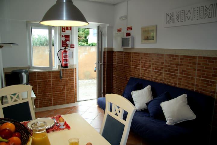 SUDOESTE -Apartamento junto à praia - Sagres