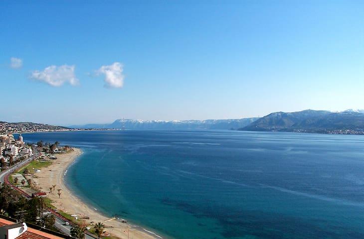 Blu Mediterraneo, Messina - Messina - Departamento