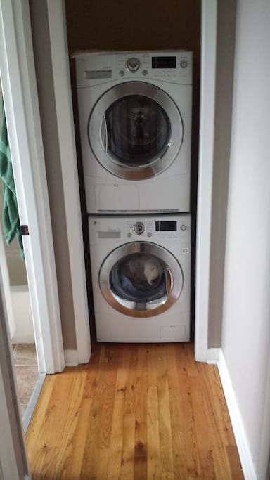 Rare Treat - Condo Complete with Washer and Dryer