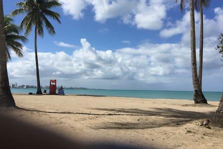 Casita on the beach - San Juan