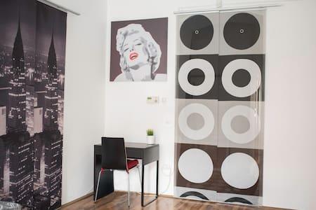Cool modern city apartment in Maribor