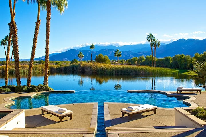 The Merv Griffin Estate: 114150 - La Quinta - Villa